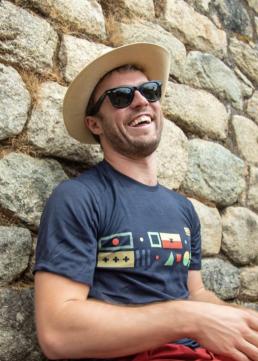 Jonny Bierman in Peru